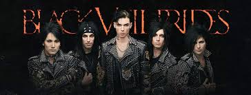 current members of Black Veil Brides as of 2018